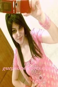 ishanvi gurgaon call girls